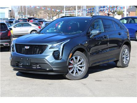 2021 Cadillac XT4 Sport (Stk: 3129689) in Toronto - Image 1 of 29