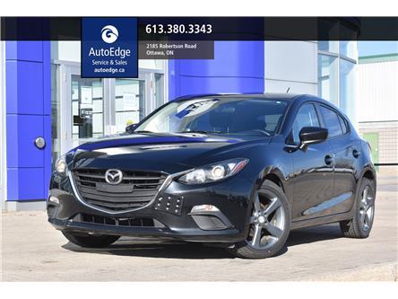 2016 Mazda Mazda3 Sport GS (Stk: A0346A) in Ottawa - Image 1 of 28