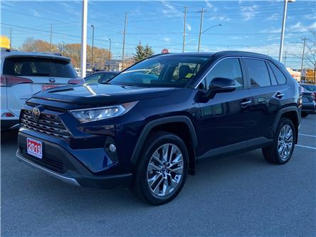 2019 Toyota RAV4 Limited (Stk: W5193) in Cobourg - Image 1 of 29