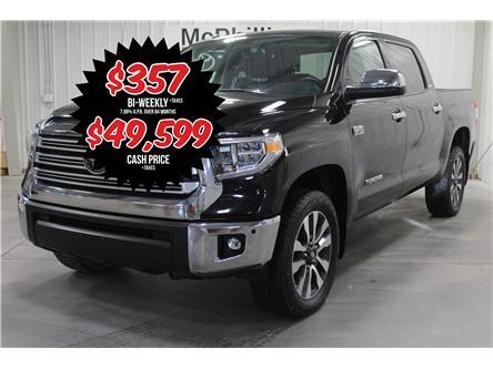 2018 Toyota Tundra Limited 5.7L V8 (Stk: S029753A) in Winnipeg - Image 1 of 24