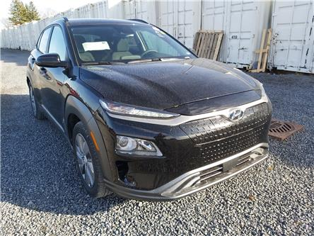 2021 Hyundai Kona EV Preferred (Stk: R10132) in Ottawa - Image 1 of 14