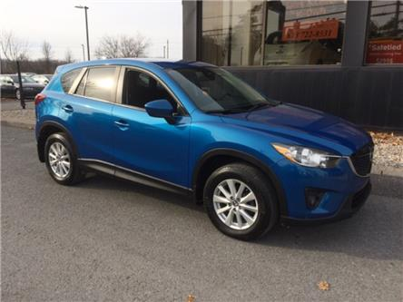 2014 Mazda CX-5 GS (Stk: ) in Ottawa - Image 1 of 17