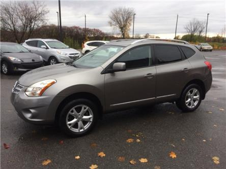 2011 Nissan Rogue SV (Stk: ) in Ottawa - Image 1 of 14