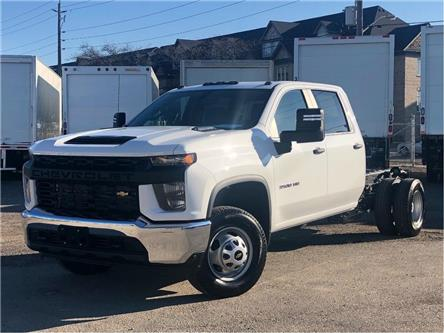 2021 Chevrolet Silverado 3500HD CC Work Truck (Stk: 21032) in Toronto - Image 1 of 18