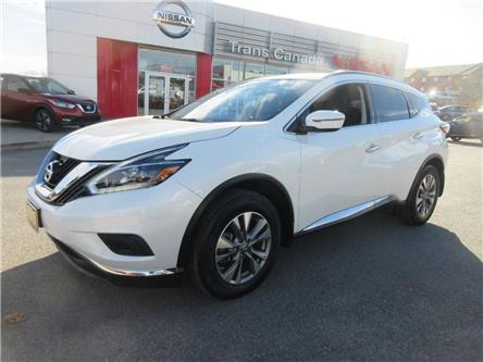 2018 Nissan Murano S (Stk: P5411) in Peterborough - Image 1 of 22