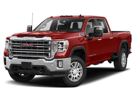2021 GMC Sierra 2500HD SLE (Stk: 21-118) in Shawinigan - Image 1 of 9