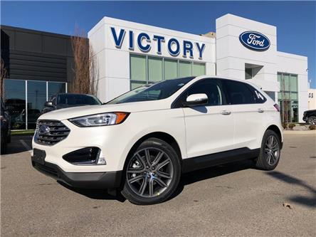 2020 Ford Edge Titanium (Stk: VEG19924) in Chatham - Image 1 of 15