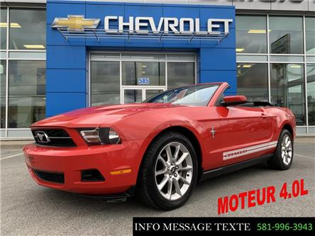2010 Ford Mustang V6 (Stk: X8352) in Ste-Marie - Image 1 of 25