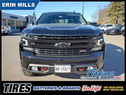 2021 Chevrolet Silverado 1500 LT Trail Boss (Stk: MZ111879) in Mississauga - Image 1 of 20