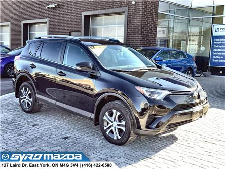 2017 Toyota RAV4 LE (Stk: 30252A) in East York - Image 1 of 28
