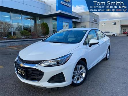 2019 Chevrolet Cruze LT (Stk: 24424R) in Midland - Image 1 of 19