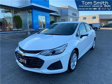 2019 Chevrolet Cruze LT (Stk: 43505R) in Midland - Image 1 of 20