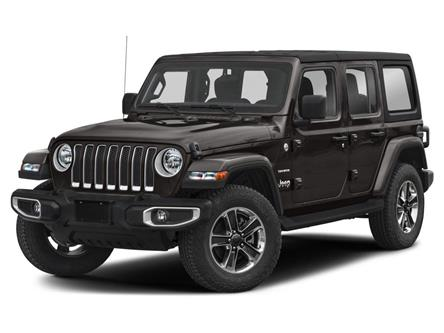 2018 Jeep Wrangler Unlimited Sahara (Stk: JW173689) in South Lindsay - Image 1 of 9