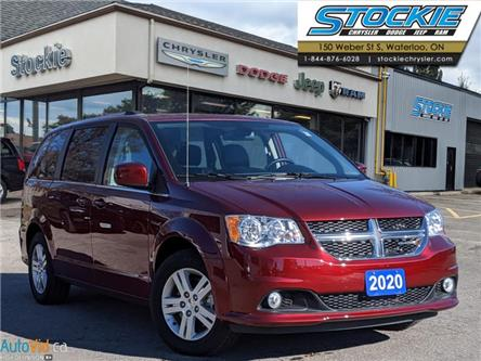2020 Dodge Grand Caravan Crew (Stk: 35293) in Waterloo - Image 1 of 26