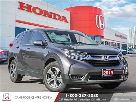 2019 Honda CR-V LX (Stk: 21309A) in Cambridge - Image 1 of 27