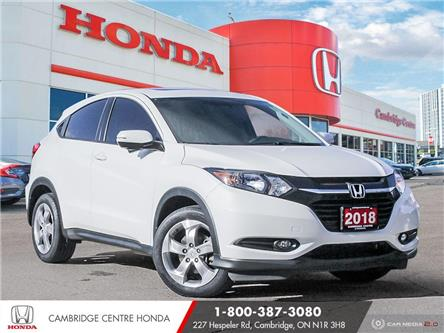 2018 Honda HR-V EX (Stk: U5044A) in Cambridge - Image 1 of 27