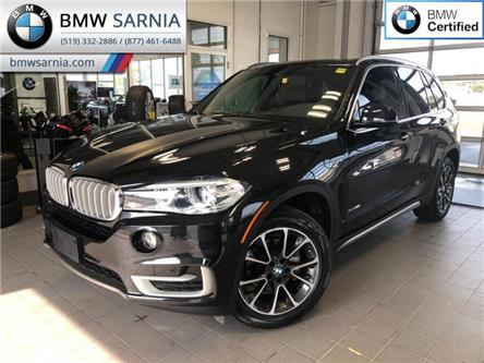 2017 BMW X5 xDrive35i (Stk: XU329) in Sarnia - Image 1 of 19