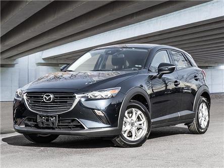 2021 Mazda CX-3 GS (Stk: 21-0098) in Mississauga - Image 1 of 23