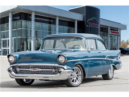 1957 Chevrolet 210 TWO-TEN|4 SPD MANUAL|350HP|CLEAN!!! (Stk: 20HMS782) in Mississauga - Image 1 of 38