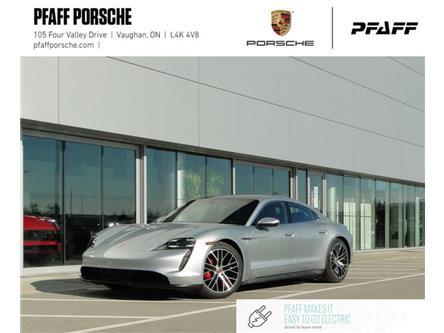 2020 Porsche Taycan 4S (Stk: P16210) in Vaughan - Image 1 of 22
