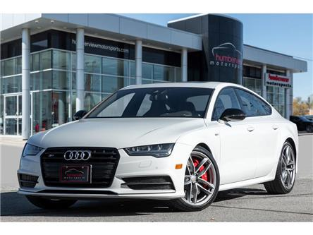 2017 Audi S7 4.0T (Stk: 20HMS1252) in Mississauga - Image 1 of 30