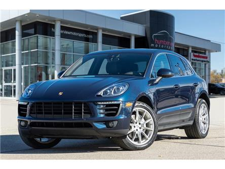 2017 Porsche Macan S (Stk: 20HMS1242) in Mississauga - Image 1 of 24