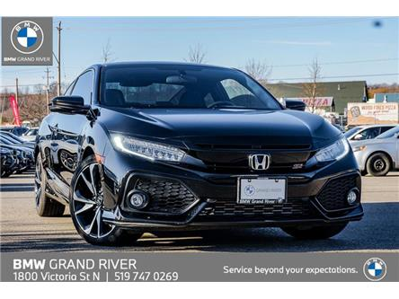 2017 Honda Civic Si (Stk: PW5441A) in Kitchener - Image 1 of 22