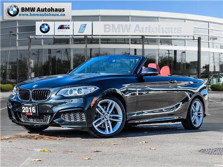 2016 BMW 228i xDrive (Stk: P9909) in Thornhill - Image 1 of 29