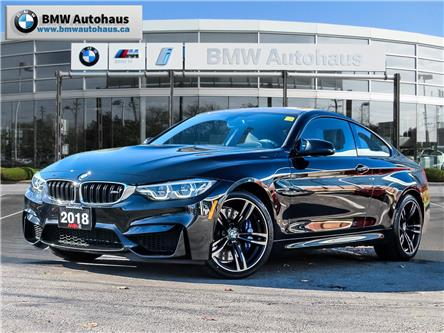 2018 BMW M4 Base (Stk: P9943) in Thornhill - Image 1 of 29