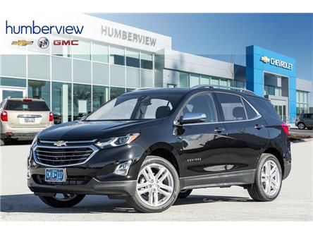 2021 Chevrolet Equinox Premier (Stk: 21EQ010) in Toronto - Image 1 of 22