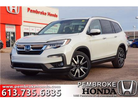 2021 Honda Pilot Touring 7P (Stk: 21024) in Pembroke - Image 1 of 30