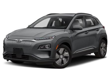 2021 Hyundai Kona EV Preferred (Stk: MU112275) in Mississauga - Image 1 of 9