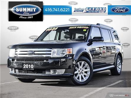 2010 Ford Flex SEL (Stk: P21865) in Toronto - Image 1 of 27