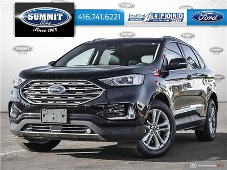 2020 Ford Edge SEL (Stk: P21837) in Toronto - Image 1 of 28