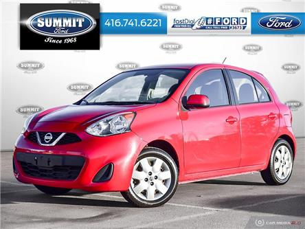 2015 Nissan Micra S (Stk: P21876) in Toronto - Image 1 of 25