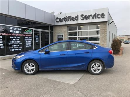2018 Chevrolet Cruze LT Auto (Stk: 9B016A) in Blenheim - Image 1 of 16