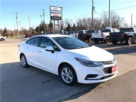 2017 Chevrolet Cruze LT Auto (Stk: 0B080A) in Blenheim - Image 1 of 16