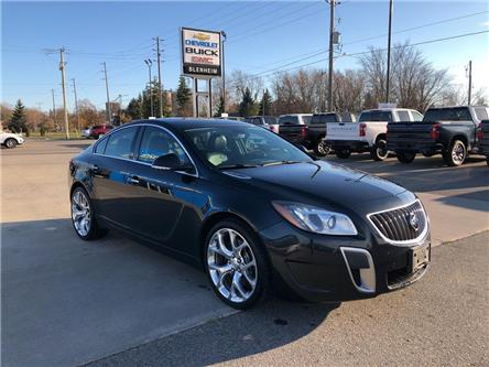 2012 Buick Regal GS (Stk: L265A) in Blenheim - Image 1 of 17