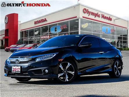 2017 Honda Civic Touring (Stk: U2243) in Guelph - Image 1 of 23