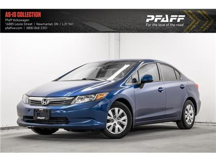 2012 Honda Civic LX (Stk: V5322A) in Newmarket - Image 1 of 18