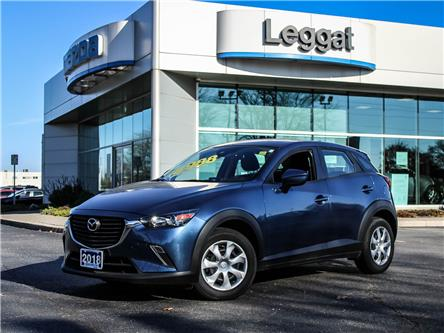 2018 Mazda CX-3 GX (Stk: 2355LT) in Burlington - Image 1 of 21