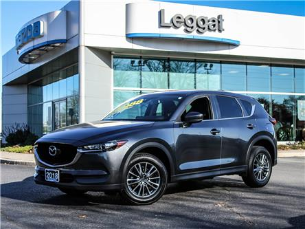 2018 Mazda CX-5 GS (Stk: 2389LT) in Burlington - Image 1 of 26