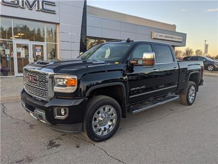 2019 GMC Sierra 2500HD Denali (Stk: 21095A) in Orangeville - Image 1 of 23