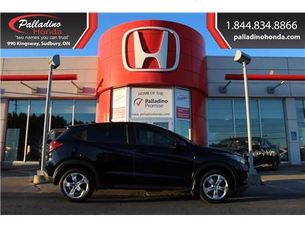 2016 Honda HR-V LX (Stk: 22851A) in Greater Sudbury - Image 1 of 32