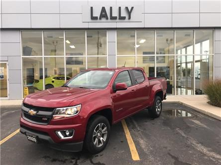 2020 Chevrolet Colorado Heated seats| Rev Cam| Remote Start| Keyless entry (Stk: 00151R) in Tilbury - Image 1 of 26