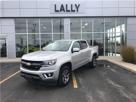 2020 Chevrolet Colorado Heated seats| Rev Cam| Remote Start| Keyless entry (Stk: 00150R) in Tilbury - Image 1 of 25