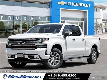 2021 Chevrolet Silverado 1500 High Country (Stk: 210181) in London - Image 1 of 23