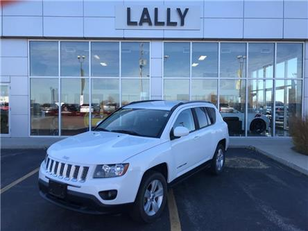 2016 Jeep Compass 4WD 4dr North (Stk: 00152R) in Tilbury - Image 1 of 25