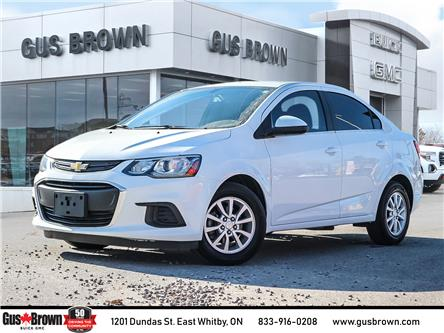 2018 Chevrolet Sonic LT Auto (Stk: 4107096T) in WHITBY - Image 1 of 27