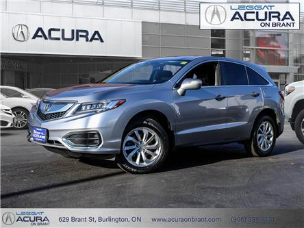 2018 Acura RDX Tech (Stk: 4441) in Burlington - Image 1 of 24